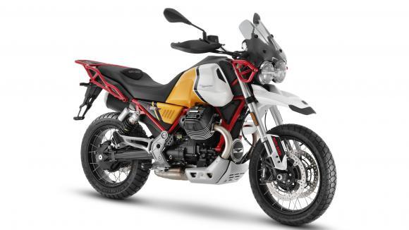 MOTO GUZZI V85 TT EVOCATIVE GRAPHICS